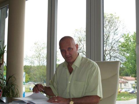 Właściciel Firmy - Jacek Kruszyński